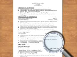 How Can I Do A Resume How To Write A Resume For Real Estate Job 13 Steps Peppapp