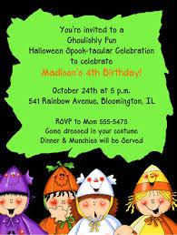 halloween costume party invitation wording cool srilaktv com