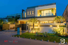 Home Design Architecture Pakistan by Modern House Design By Mazhrar Muneer U2013 1 Kanal House