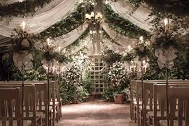 Wedding Venues In St Louis Mo The Conservatory Is An All Glass Tropical Gardenhouse Wedding