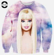 discount sweatshirt barbie women 2017 sweatshirt barbie women on