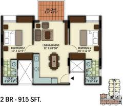 Belvedere Floor Plan Ukn The Belvedere By Ukn Airport District Phase 1 By Ukn