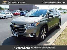2018 new chevrolet traverse truck 4dr suv fwd lt at chevrolet of