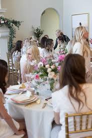 Rachel Parcell Home Inside A Top Fashion Blogger U0027s Elegant Baby Shower Mydomaine