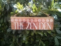 zen den buddha sign beautiful anthropologie urban