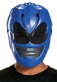 Power Rangers Halloween Costumes Adults Boy U0027s Blue Power Ranger Mask Accessories U0026 Makeup