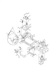 craftsman tractor parts model 247288811 sears partsdirect