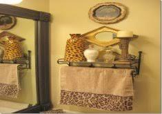animal print bathroom decor home design