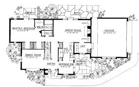 cottage house floor plans country cottage plans escortsea