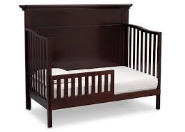 Crib Convertible To Toddler Bed by Fairmount 4 In 1 Crib Delta Children U0027s Products