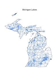 State Of Michigan Map by Significantly Enhance Our Ability To Characterize And Model Michigan