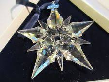 swarovski 2001 ornament ebay