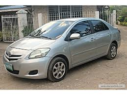 For Sale Toyota Vios 1 3e Manual 2009 Model Php 310k