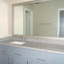 minimalist bathroom ideas with rectangular style brushed nickel
