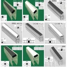 Shower Seals For Glass Doors Magnetic Shower Seals For Glass Doors Http Sanromandeescalante