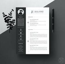 graphic design resume templates psd best cover letter template