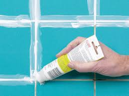 Washroom Tiles How To Fix Broken Wall Tile And How To Regrout How Tos Diy