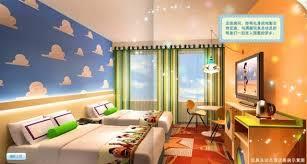 chambre hotel disney visite du hotel à shanghai disney resort