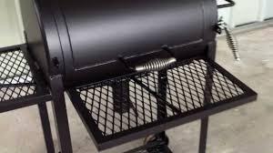 Custom Backyard Bbq Grills by 16 X 24 Custom Tailgate Patio Grill Pits By Jj Youtube