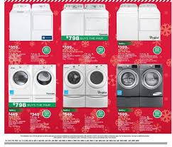 black friday 2017 washer dryer sears hometown black friday ads sales deals doorbusters 2016