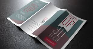 brochure psd template 3 fold 43 psd blank mock ups and files mockup template and