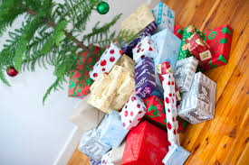 collection of gifts under a christmas tree 8269 stockarch free