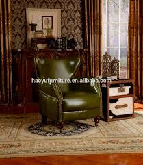 poltrona in pelle vintage a005 sedia in pelle vintage farfalla poltrona di pelle sedie