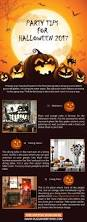 party tips for halloween 2017