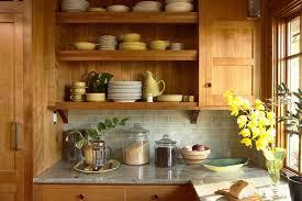 kitchen backsplash tile ideas with wood cabinets 75 beautiful kitchen with light wood cabinets and subway