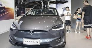 electric vehicles tesla musk moves tesla deal to make cars in shanghai china u0027s new ev rules
