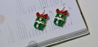 paper earrings on how to make quilling paper earrings craftstylish