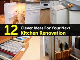 12 clever ideas for your next kitchen renovation