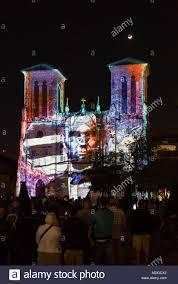 san fernando cathedral light show san fernando stock photos san fernando stock images alamy