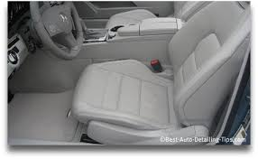 Best Interior Car Shampoo For Truly Clean Leather Car Seats Learn What The Professional Uses