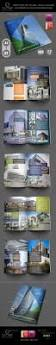 architectural brochure template 12 pages by owpictures