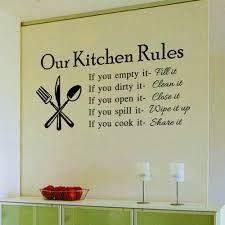 kitchen stencil ideas wall stickers for kitchen home design