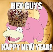 Slowpoke Meme - hey guys happy new year orthodox slowpoke quickmeme