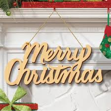 popular merry christmas wood letters buy cheap merry christmas