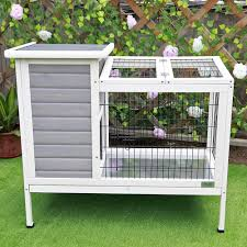 Make A Rabbit Hutch Rabbit Cage With Pull Out Tray All Pet Cages