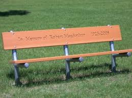 memorial benches memorial trees benches brainerd mn