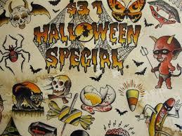 halloween tattoos designs 90