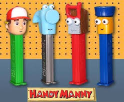 handy manny pez dispensers play 1 unit candy favorites