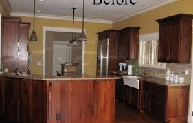 Update Oak Kitchen Cabinets Updated Kitchen Ideas Mada Privat