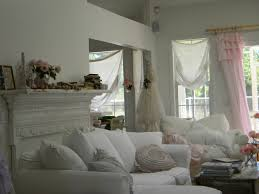 easy shabby chic living room decor in decorating home ideas with