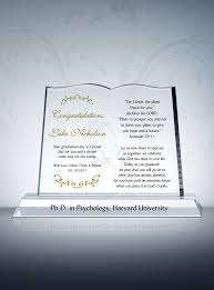 graduation plaque christian graduation gift plaque diy awards