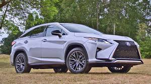 lexus rx models difference lexus rx 450h f sport 2016 luxury suv youtube