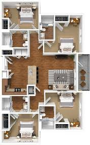 4 bedroom apartments indiana university off cus housing 4 bed 4 bath apartments and
