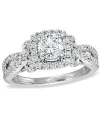 Zales Wedding Rings by Vera Wang Love At Zales Vera Wang Love Collection 1 1 2 Ct T W