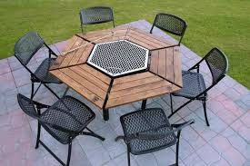 sit around grill table the jag six jag grill bathrooms pinterest bbq table garden
