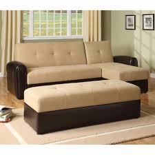 Sears Sofa Bed By Casamode Almira Convertible Sectional Sofa Bed Comet Brown By